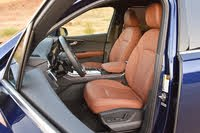 2020 Audi Q7 front seats, interior, gallery_worthy