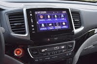 2020 Honda Ridgeline infotainment, interior, gallery_worthy