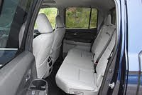 2020 Honda Ridgeline rear seats, interior, gallery_worthy