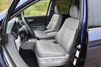2020 Honda Ridgeline front seats, exterior, gallery_worthy