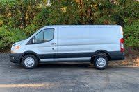 2020 Ford Transit Cargo, 2020 Ford Transit cargo profile, exterior, gallery_worthy