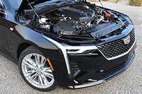 2020 Cadillac CT4 engine bay, engine, gallery_worthy