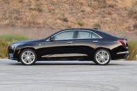 2020 Cadillac CT4 profile, exterior, gallery_worthy
