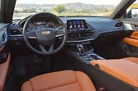 2020 Cadillac CT4 dashboard, interior, gallery_worthy