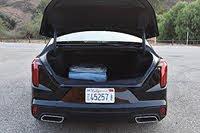 2020 Cadillac CT4 trunk, exterior, interior, gallery_worthy