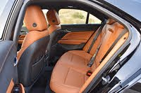 2020 Cadillac CT4 rear seats, interior, gallery_worthy