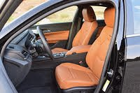 2020 Cadillac CT4 front seats, interior, gallery_worthy