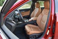 2020 Cadillac CT5 front seats, interior, gallery_worthy
