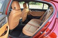 2020 Cadillac CT5 rear seats, interior, gallery_worthy