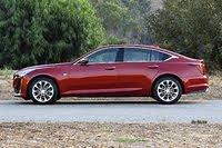 2020 Cadillac CT5 profile, exterior, gallery_worthy