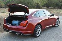2020 Cadillac CT5 trunk, exterior, interior, gallery_worthy