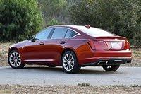 2020 Cadillac CT5 rear three quarter, exterior, gallery_worthy