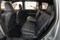 2020 Honda Passport rear seats, interior, manufacturer, gallery_worthy