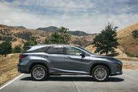 2020 Lexus RX 450hL profile, exterior, manufacturer, gallery_worthy