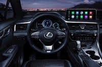 2020 Lexus RX 350 F Sport dashboard, interior, manufacturer, gallery_worthy