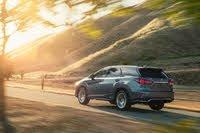 2020 Lexus RX 450hL rear three quarter, exterior, manufacturer, gallery_worthy