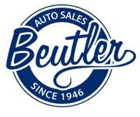 Beutler Auto Sales logo