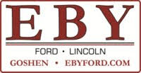 Eby Ford Lincoln logo