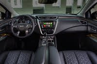 2020 Nissan Murano dashboard, interior, manufacturer, gallery_worthy