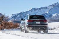 2020 Audi Q8 action, exterior, manufacturer, gallery_worthy