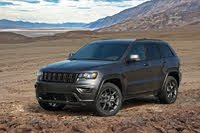 2021 Jeep Grand Cherokee front three quarter, exterior, manufacturer, gallery_worthy