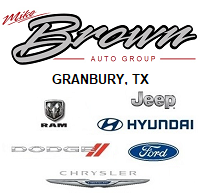 Mike Brown Auto Group logo