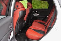 2021 Acura RDX back seats, interior, gallery_worthy