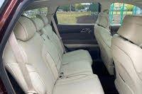 2021 Genesis GV80 back seats, interior, gallery_worthy