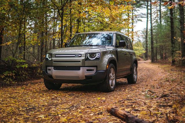2020 Land Rover Defender (c) Matt Smith