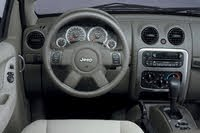 2005 Jeep Liberty dashboard, interior, manufacturer, gallery_worthy
