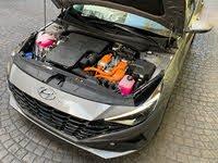 2021 Hyundai Elantra hybrid engine, engine, gallery_worthy