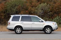 2007 Honda Pilot profile, exterior, manufacturer, gallery_worthy