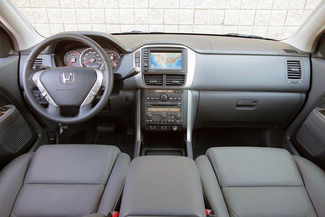 2007 Honda Pilot dashboard, interior, manufacturer, gallery_worthy
