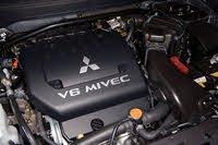 2007 Mitsubishi Outlander V6 engine, engine, manufacturer, gallery_worthy