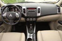2007 Mitsubishi Outlander dashboard, interior, manufacturer, gallery_worthy