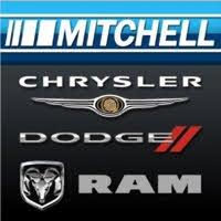 Mitchell Chrysler Dodge RAM logo