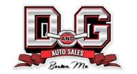 DG Auto logo