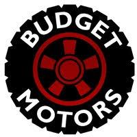 Budget Motors of Wisconsin logo