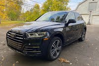2021 Audi Q5 front three quarter, exterior, gallery_worthy