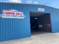 I Drive - DFW logo