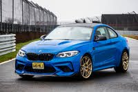 2021 BMW M2 front three quarter, exterior, gallery_worthy