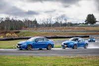 2021 BMW M2 on track, exterior, gallery_worthy
