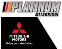 Platinum Mitsubishi logo