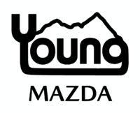 Young Mazda logo