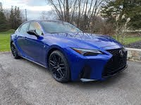 2021 Lexus IS, exterior, gallery_worthy