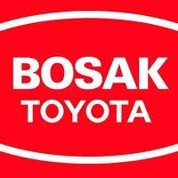 Bosak Toyota logo