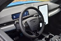 2021 Ford Mustang Mach-E interior, interior, gallery_worthy