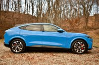 2021 Ford Mustang Mach-E profile, exterior, gallery_worthy