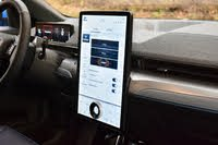 2021 Ford Mustang Mach-E touchscreen, interior, gallery_worthy