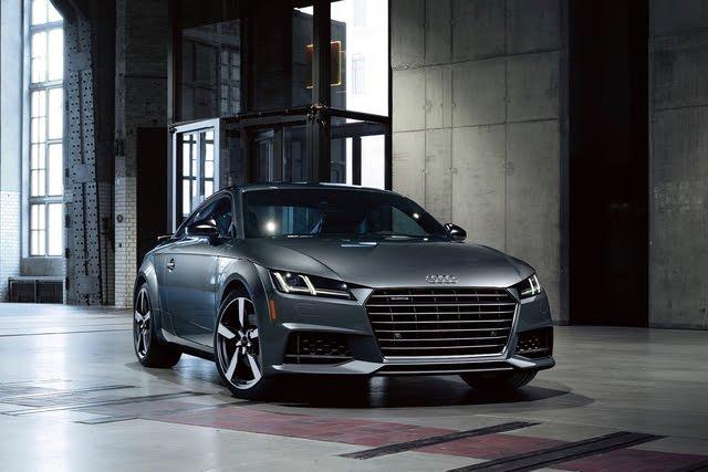 2021 Audi TT front three quarter
